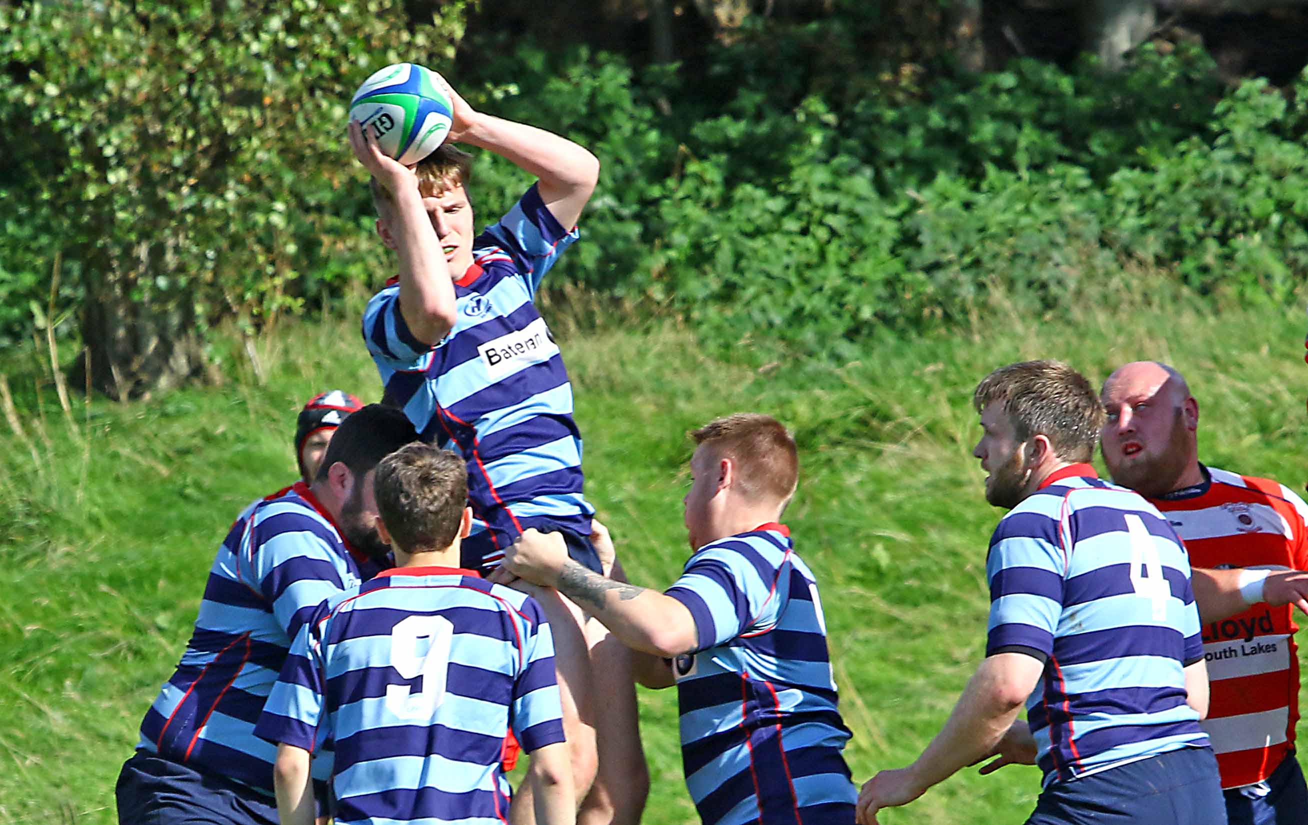 Vale of Lune 2nd XV 53pts v 16pts Birkenhead Park 2nd XV