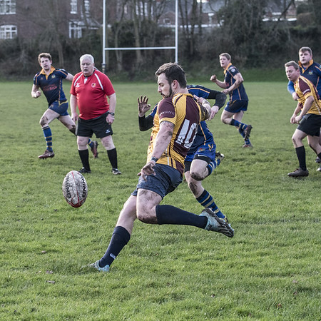 Independent E -energy Div. 2 South  Holmes Chapel 1st XV 29 pts v 0 pts Liv Collegiate 2nd XV Pictures by Bill Hartley