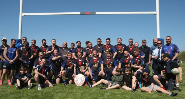 Ruskin Park 1st XV win Shield Final