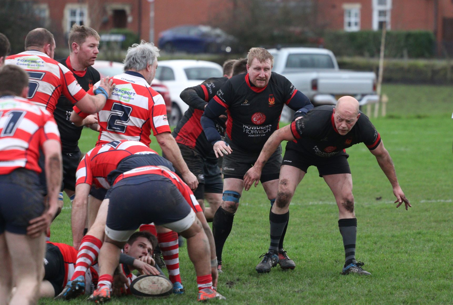 James Trickett & Son Division 4 North Lostock 1st XV 40 pts v 0 pts Vale of Lune 3rd XV Pictures by Leon Wall  Incorrect data type for operator or @Function: Time/Date expected